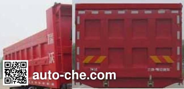 Foton BJ3315DMPHC-12 dump truck