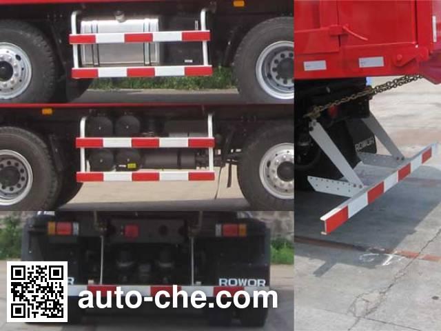 Foton BJ3315DNPHC-1 dump truck