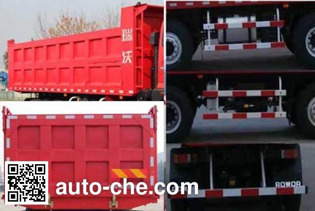 Foton BJ3315DNPHC-11 dump truck
