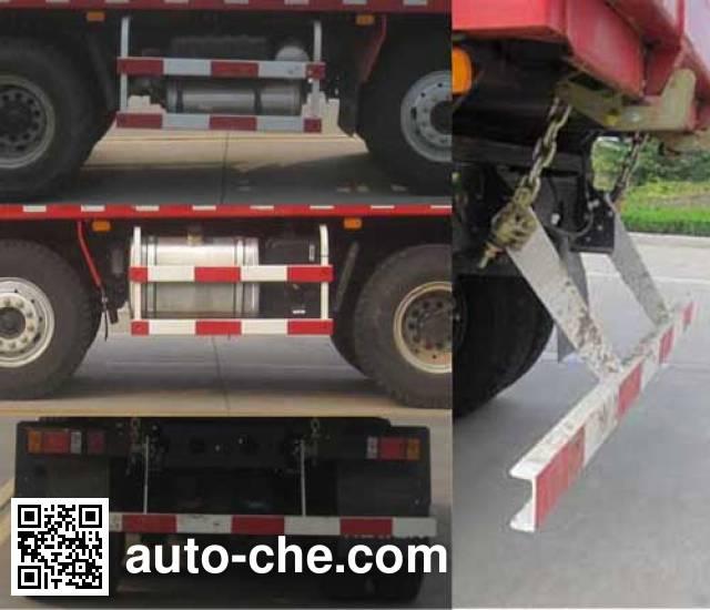 Foton BJ3315DNPHC-22 dump truck
