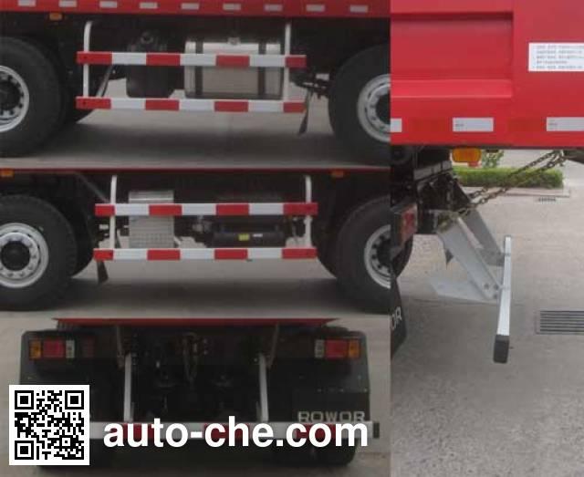 Foton BJ3315DNPHC-25 dump truck