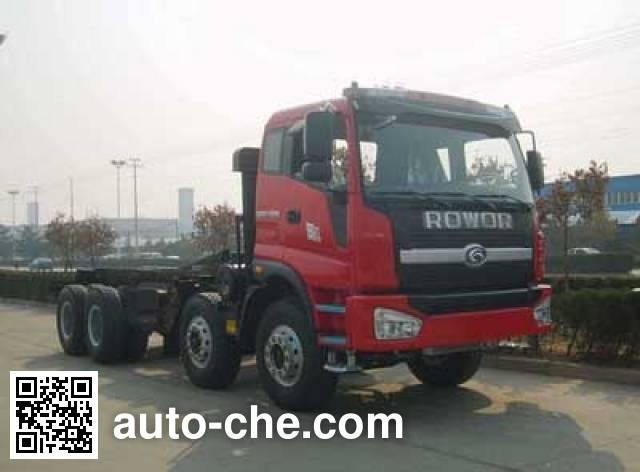 Foton BJ3315DNPHC-5 dump truck chassis