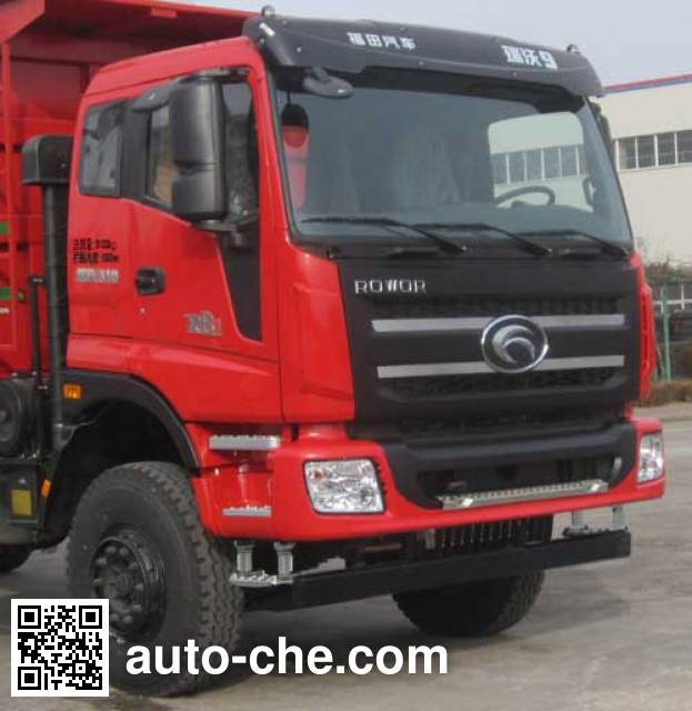Foton BJ3315DNPHC-6 dump truck