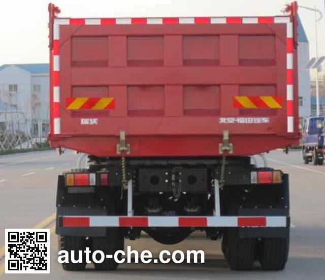 福田牌BJ3315DNPHC-9自卸汽车