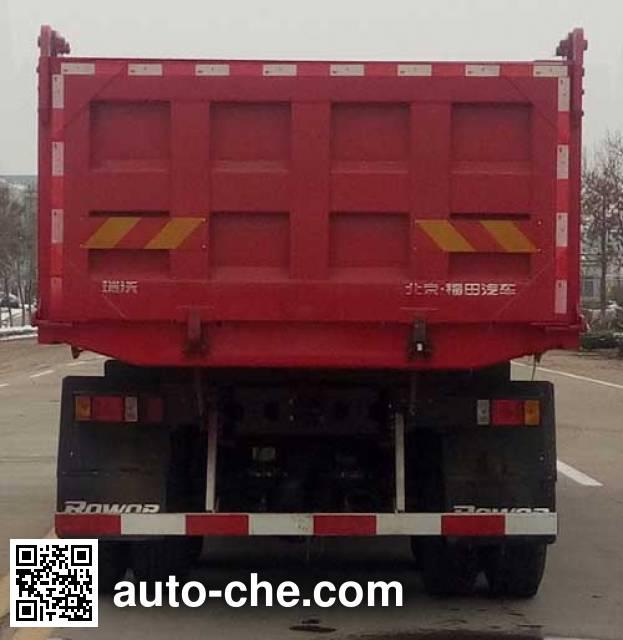 Foton BJ3315DNPJC-FA dump truck