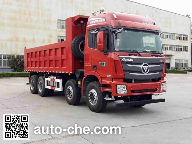 Foton Auman BJ3319DMPKC-AA dump truck