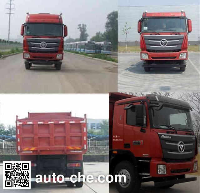 Foton Auman BJ3319DMPKC-XD dump truck
