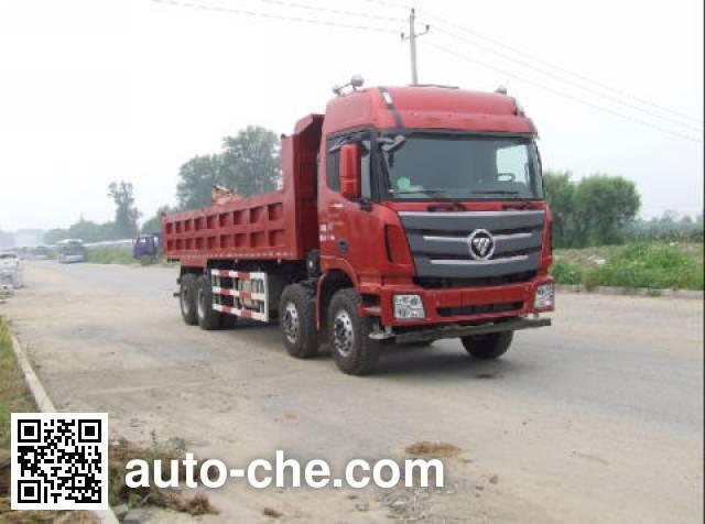 Foton Auman BJ3319DMPKJ-AB dump truck