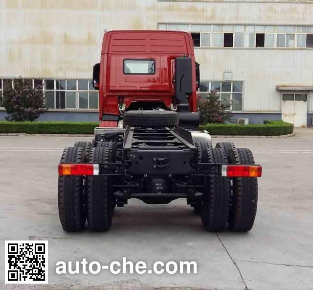 Foton Auman BJ3319DMPKJ-AD dump truck chassis