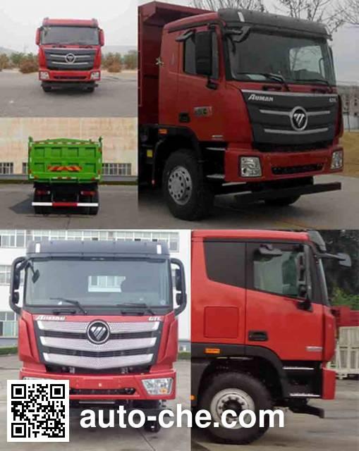 Foton Auman BJ3259DLPKL-AA dump truck