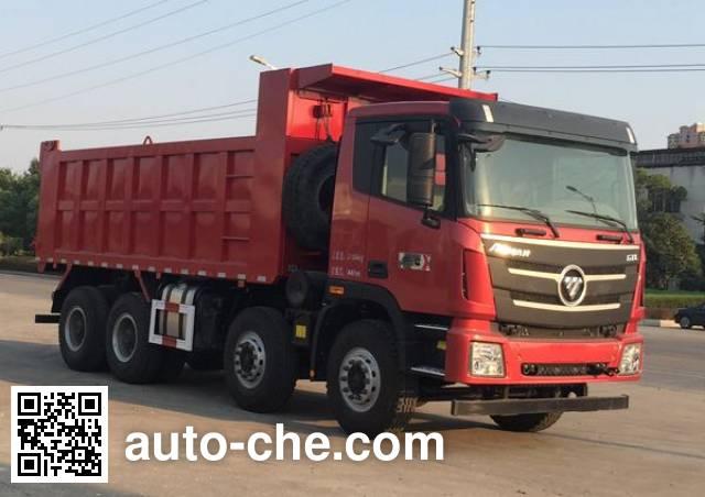 Foton Auman BJ3319DNPKC-AD dump truck