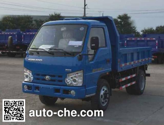 BAIC BAW BJ4010D7 low-speed dump truck