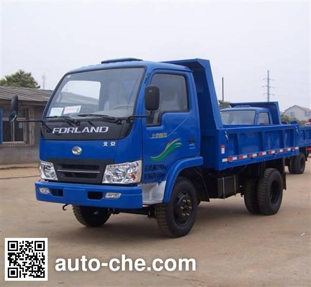 BAIC BAW BJ4010D8 low-speed dump truck