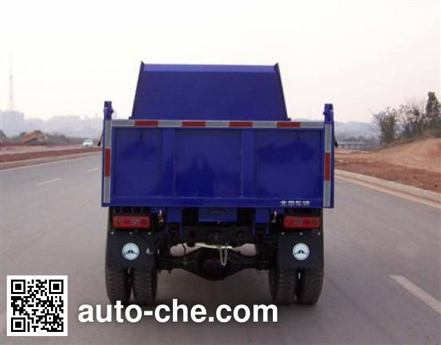 BAIC BAW BJ4010PD17 low-speed dump truck