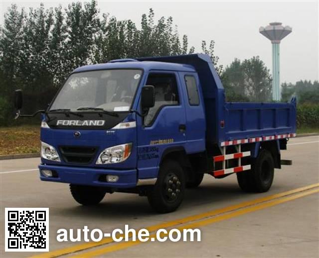 北京牌BJ4010PD21自卸低速货车