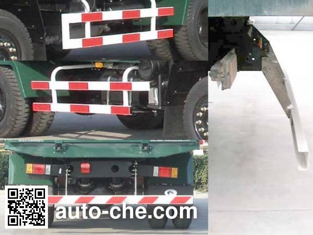 北京牌BJ4010PD22自卸低速货车