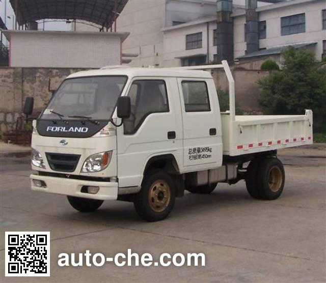 BAIC BAW BJ4015WD1 low-speed dump truck
