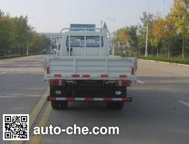 北京牌BJ4020D3自卸低速货车