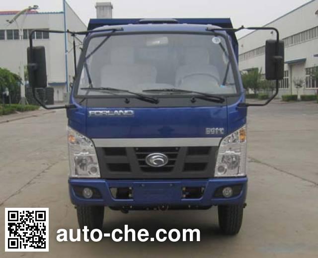 BAIC BAW BJ4020PD3 low-speed dump truck