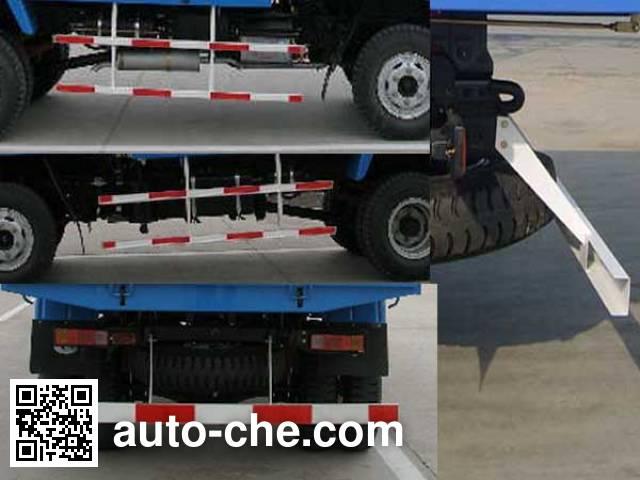 BAIC BAW BJ5815PD4A low-speed dump truck