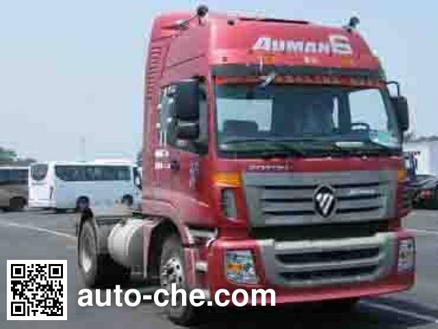 Foton Auman BJ4183SLFJA-S9 container carrier vehicle