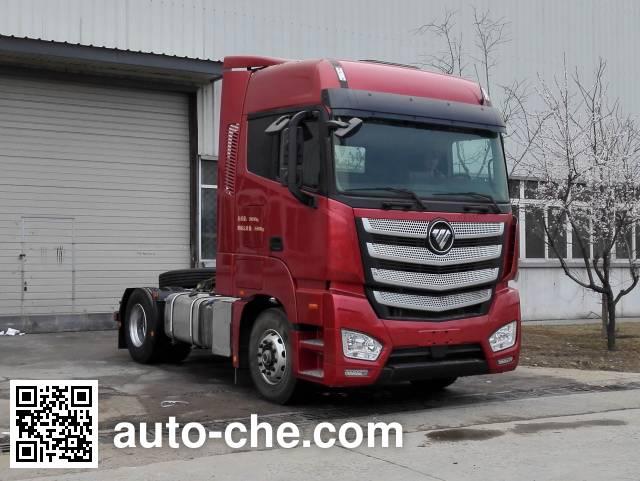 Foton Auman BJ4189SLFKA-AE container carrier vehicle