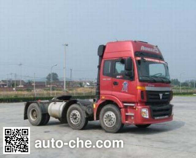 Foton BJ4253SNFJB-S6 container carrier vehicle
