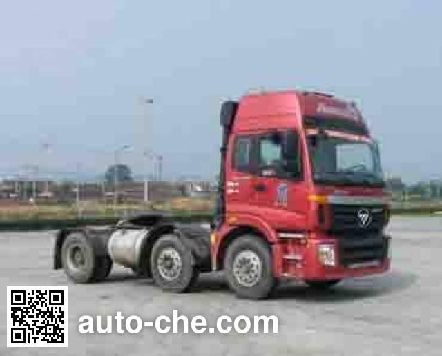 Foton Auman BJ4253SNFJB-S6 container carrier vehicle