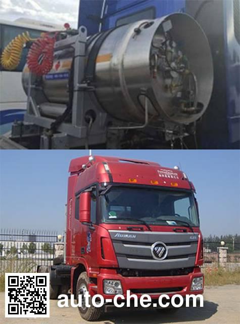 欧曼牌BJ4259SMFCB-XA半挂牵引汽车