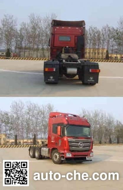 Foton Auman BJ4259SNFKB-XA tractor unit