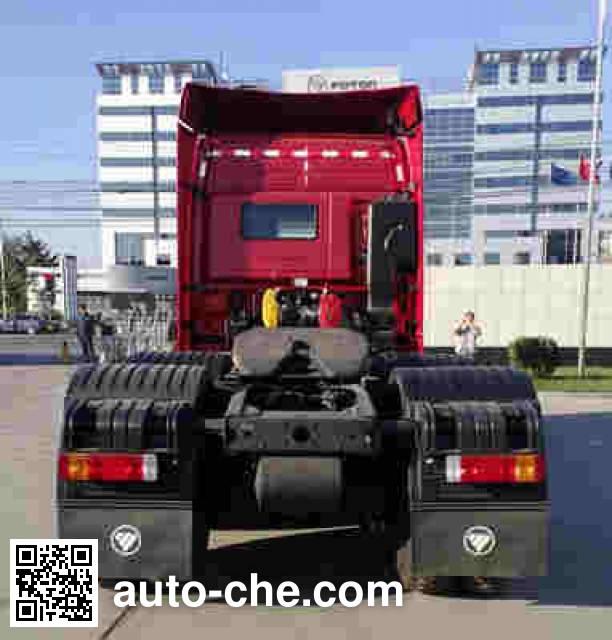 Foton Auman BJ4259SNFKB-XB tractor unit
