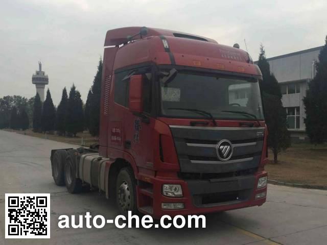 Foton Auman BJ4259SNFKB-XP container transport tractor unit
