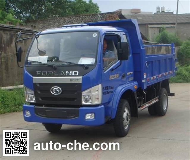 北京牌BJ4810PD2自卸低速货车