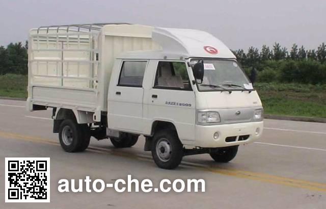 Foton Forland BJ5020V3DA3-1 грузовик с решетчатым тент-каркасом