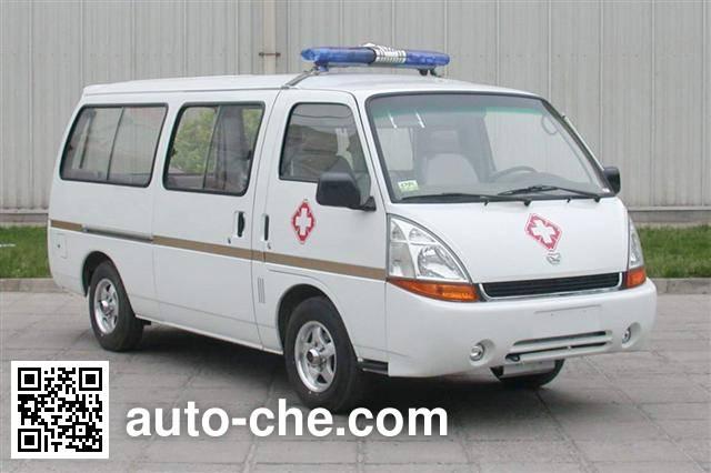 北京牌BJ5020XJH救护车