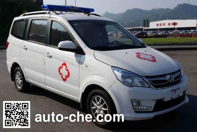 北京牌BJ5020XJHBKV1Z救护车