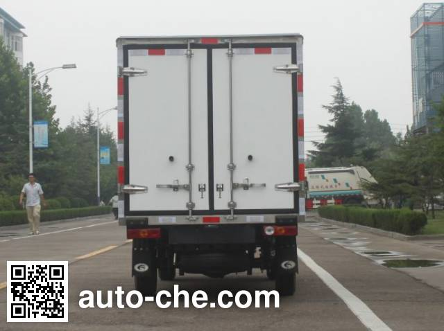 Foton BJ5020XLC-AF refrigerated truck