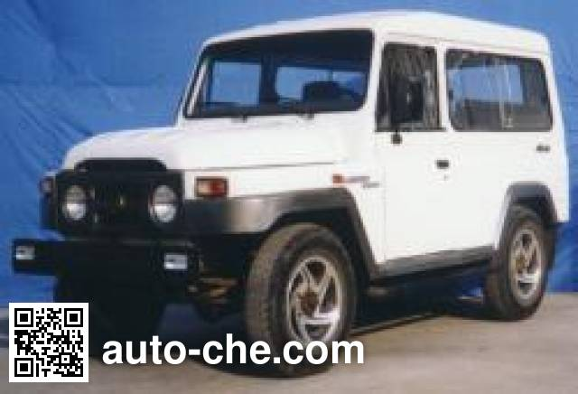 BAIC BAW BJ5020XQC1HF1 prisoner transport vehicle