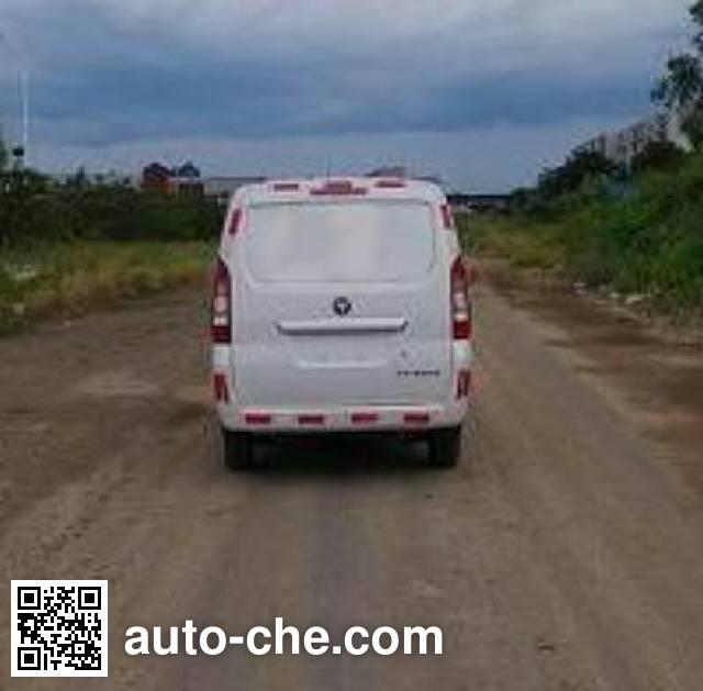 Foton BJ5023XXY-C1 box van truck