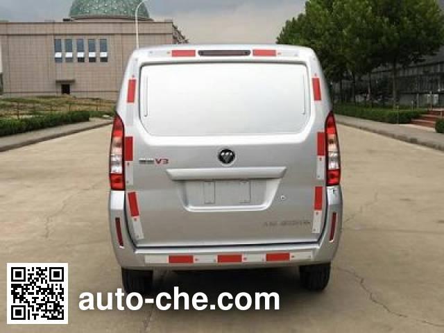 Foton BJ5023XXY-N1 box van truck