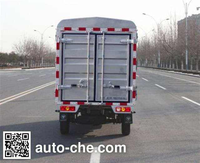 Foton BJ5036CCY-T6 stake truck