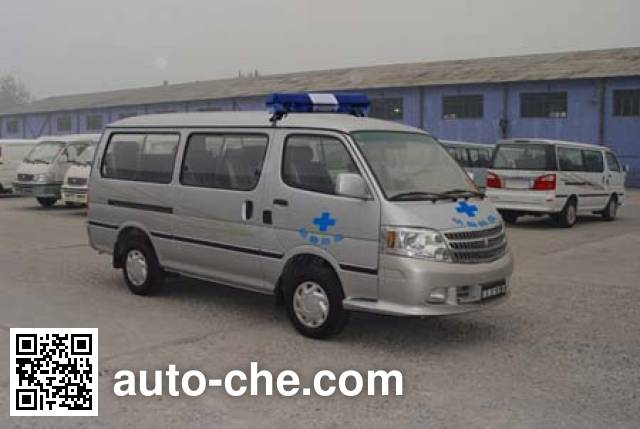 Foton BJ5026E15XA-14 immunization and vaccination medical car
