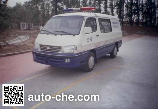 Foton BJ5026EC5WA investigation team car