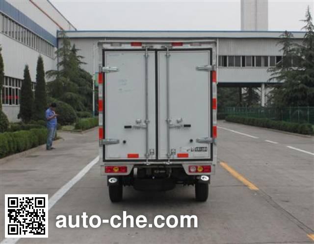 Foton BJ5026XXY-E3 box van truck
