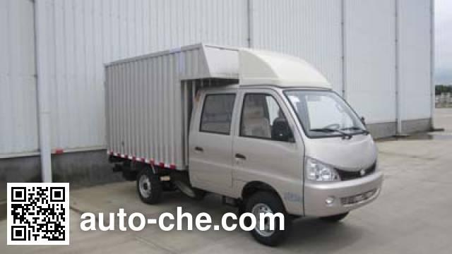 Heibao BJ5036XXYW40JS box van truck