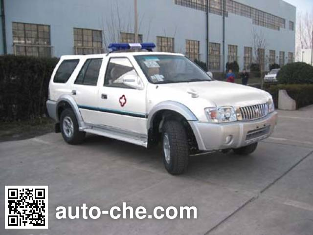 Foton BJ5028AC5XA emergency care vehicle