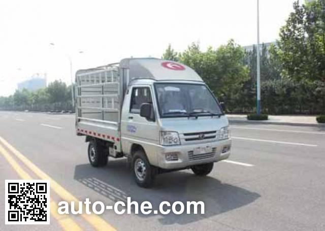 福田牌BJ5030CCY-AC仓栅式运输车