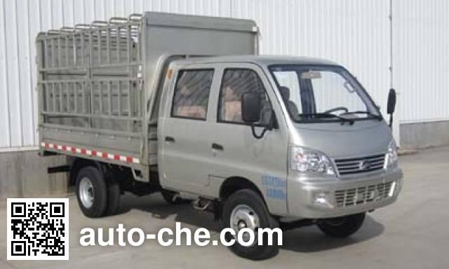 Heibao BJ5030CCYW50JS stake truck