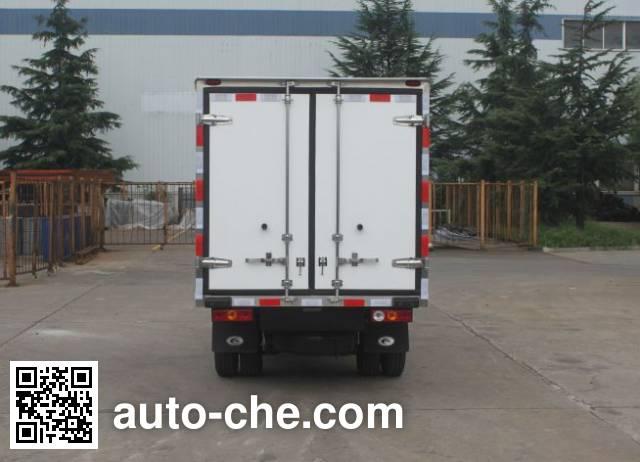 Foton BJ5030XLC-D5 refrigerated truck
