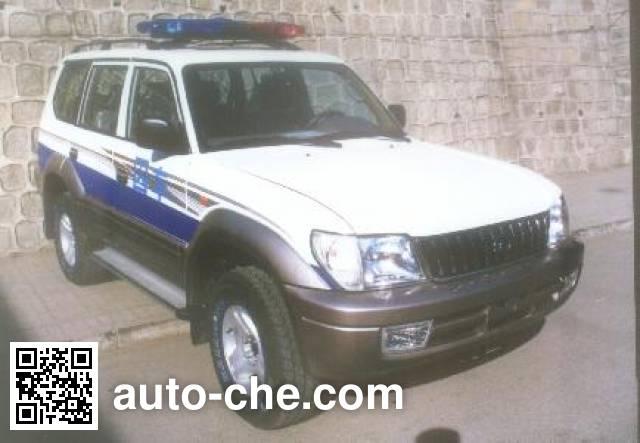 BAIC BAW BJ5030XQC2 prisoner transport vehicle